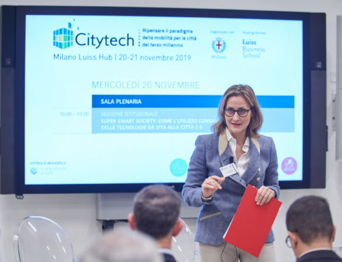 Citytech | L'importanza dell'Open Innovation nella Super Smart Society