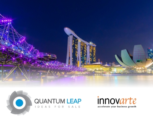 Quantum Leap IP broadens horizons through the agreement with Innovarte