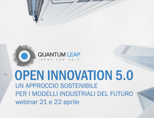 Open Innovation 5.0: a sustainable approach for the industrial models of the future | free webinar April 21 and 22