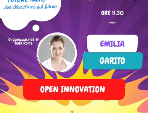 Open Innovation a Future Talks 15.04.2020