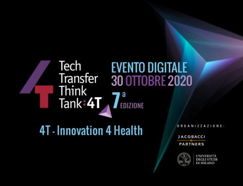 """Innovation 4 Health"" – settima edizione di 4T-Tech Transfer Think Tank"