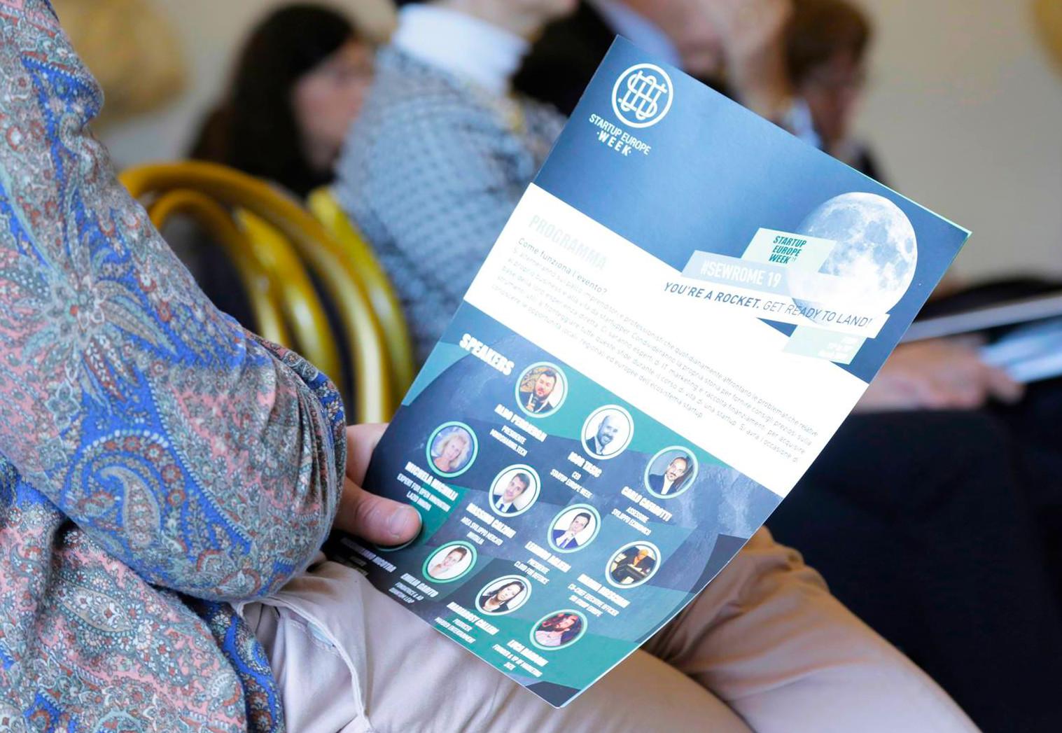 PMI innovative come fucina dell'Industria del futuro – Quantum Leap @Startup Europe Week Roma 2019